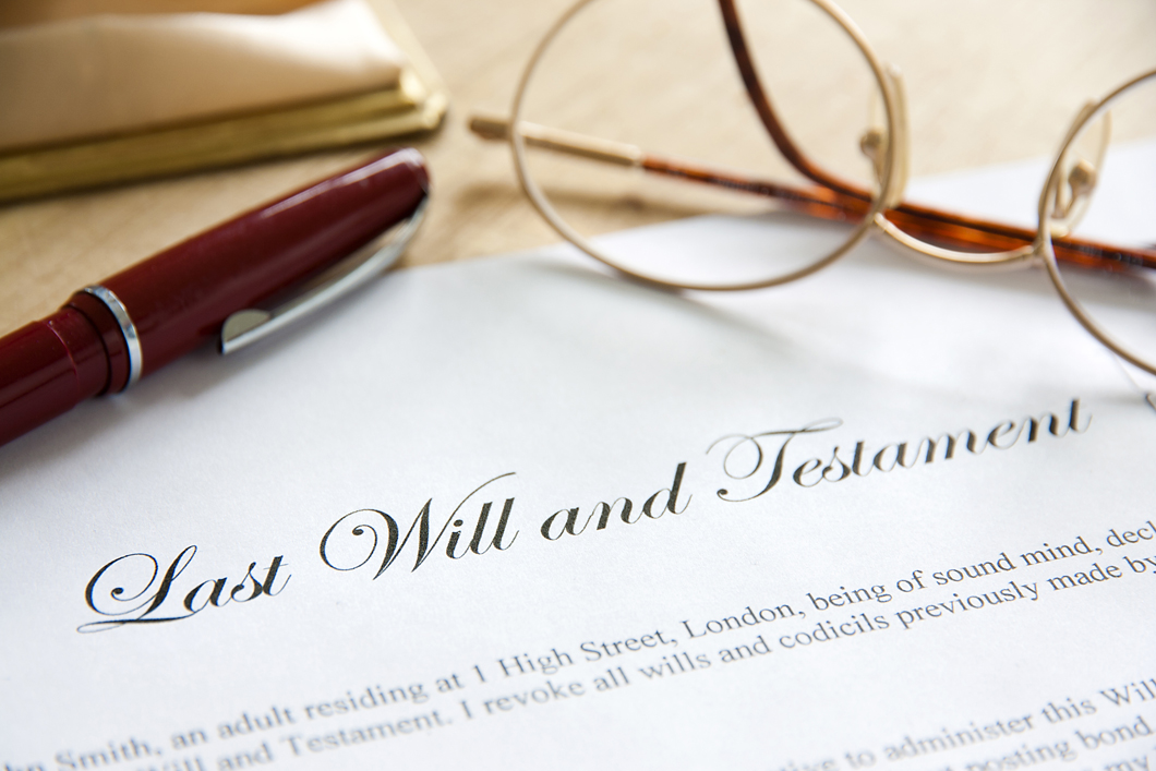 Here are some questions to consider before writing your will